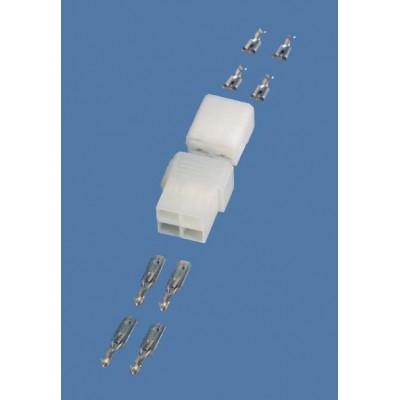 Разъём 4-контактный(пара) для сигнального кабеля