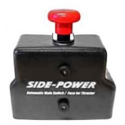 Автоматический выключатель (красная кнопка) 12V
