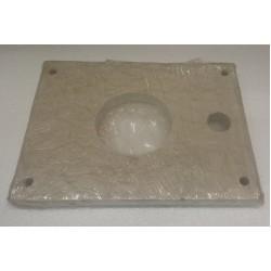 Изоляция монтажной плиты горелки B8 III