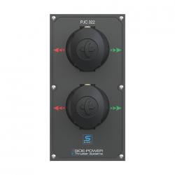 Панель управления PJC322, гидр. проп., S-link, двойной джойстик