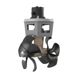 SH320/300TC Подруливающее устройство гидравлика