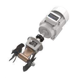 SAC240/250-C-2-H Подруливающее устройство переменного тока, 230В, 240 кг, D250 мм, горизонт.