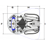 SPS93 Привод системы стабилизации