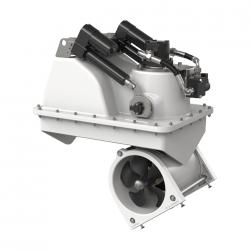 SRHP240 24V Выдвижное подруливающее устройство гидравлика