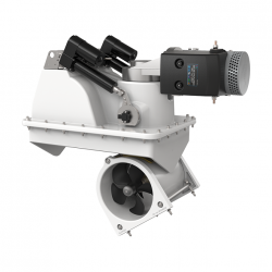 SRL130 Выдвижное подруливающее устройство, 12В 130 кг ON/OFF