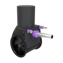 SX50/140 -12V -50 мм NEW 2019 Внешнее подруливающее устройство в комплекте с контроллером, толщина корпуса =< 50 мм