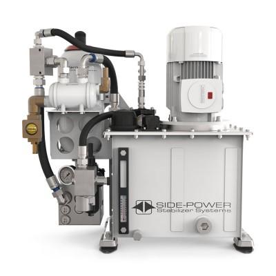 Гидростанция для SPS66B-VF1050 5.5 кВт