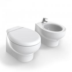 Туалет Silence Plus 2G Short