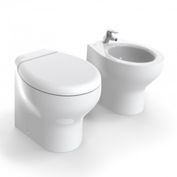 Туалет Silence Plus 2G